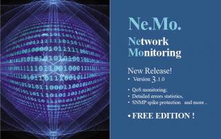 Gruppo SCAI - SCAI Connect - Ne.Mo. Network Monitoring Tool new release 20160321 750x500w